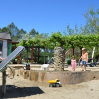 Celebrating Earth Day at Solar Living Center